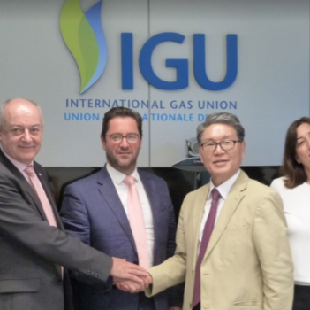 IGU and EnergyNet sign agreement to secure gas development projects in Latin America and the Caribbean